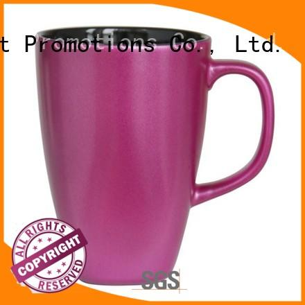 Wholesale Colorful Ceramic Sublimation Mug With Handle
