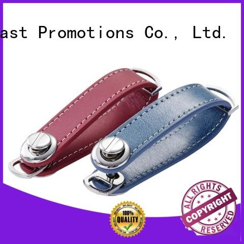East Promotions leather keychain best supplier for tourist attractions souvenirs gifts